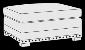 Bernhardt Cantor Fudge Sofa by Cantor Bernhardt