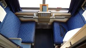 Superliner Bedroom Suite by Traveling By Train Through The United States On Amtrak