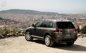 Volkswagen Touareg cool HD Desktop Wallpapers