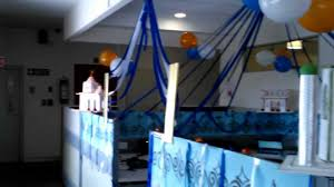 centralview supprot team cubicle decoration in india youtube