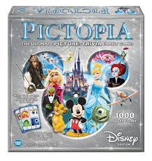 Disney Pictopia Board Game