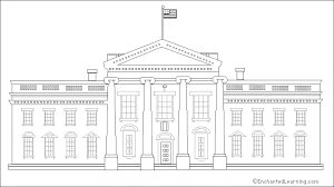 The White House Is Official Residence Of President United States America And Has Been For Over 200 Years