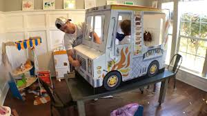 100 Melissa And Doug Trucks Food Truck Build And Faster Than Jimmy Kimmel YouTube
