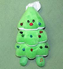 Evergleam Aluminum Christmas Tree Instructions by Musical Plush Christmas Tree Animated Sound N Light Lights Up
