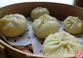 qu est ce qu un chinois en cuisine recettes d une chinoise baozi petit fourré à la vapeur 包子