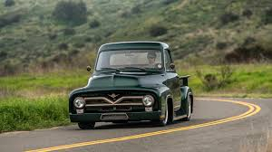 100 F100 Ford Truck Classic Car Studios 1953 Restomod Review The Fancy