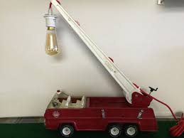 Vintage Tonka Fire Truck Lamp | Etsy Vintage 1950s Tonka Fire Truck No 5 Steel Pumper Ford Metal Rare Original Tfd Tonka Engine Toy 33 Inch Vintage Bodnarus Auctioneering Fire Truck Ladder Water Cannon Crank Siren Fire Truck Is In Auctions Online Proxibid 1970s 1960s No5 Original Joe Lopez On Twitter 55250 Pressed Steel And Box Of Toys Truckitem 333c43 Look What I Found 70s Huge Toy Steel Engine 1 Listing