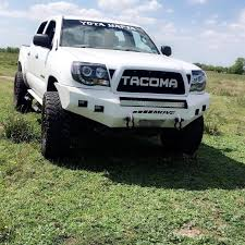 WIY Custom Bumpers - Toyota Tacoma Trucks - MOVE Wiy Custom Bumpers Dodge Durango Trucks Move Mercenary Off Road Ford 12015 F250 F350 Super Duty Front Winch Truck Important Qualities Auto Attitude Chrome Truck Bumpers My First 2013 With Added 6 Lift Front And Rear Explorer Toyota Tacoma Grill Guards Bumper Sales Burnet Tx Dt Roundup To Diesel Tech Magazine
