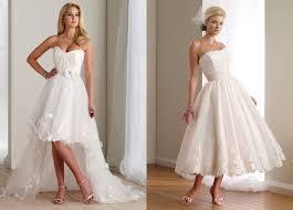 Short Wedding Dresses For Rustic Theme