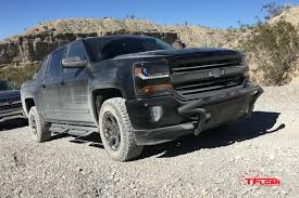 2016 Chevrolet Silverado Z71 Trail Dictator Off-Road Parts And ...