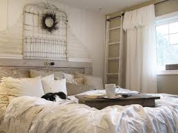 Backboards For Beds by Creative Upcycled Headboard Ideas Hgtv