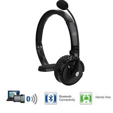 BH-M10B Bluetooth Headset Mono Multi-point Headphone F/ Truck Driver ... 14hr Working Time Bluetooth Headphones Truck Driver Yamay Wireless Headset Over The Head Handfree Office Call Center Noise Cancelling Mic Bh M10b Boom Mono Multi Point Music Headphone Hands Free With Noise Concelling For Phones Tabletin Earphones Victal Mpow Match Your Smart Life Extremerebatebluetooth V42 Canceling Headsets Drivers Amazonca Earpiece Calling