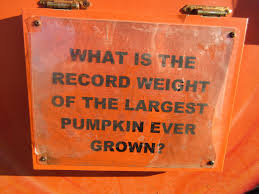 Largest Pumpkin Ever by Ryanisland U0027s Most Recent Flickr Photos Picssr