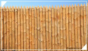 100 Building A Paling Fence Wooden Designs That Lend A Rustic Look To Your Garden