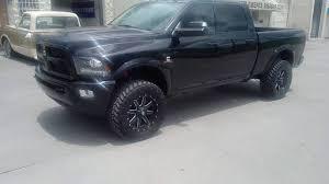 877-544-8473 20 Inch Fuel Maverick Black Milled Rims Ram 2500 Rims ...