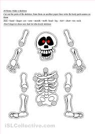 print on cardstock fasten with brads for joints great halloween