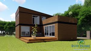 100 Free Shipping Container House Plans SCH17 10 X 20ft 2 Story Home Eco Home