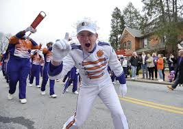 Clemson Celebrates Latest Title Amid Cheers And Doughnuts | Latest ...