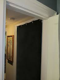 Noise Reducing Curtains Uk by Acoustidoor Residential Acoustics Sound Proofing Door Home