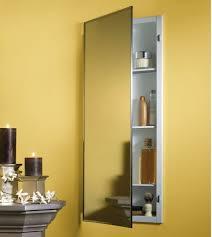 bathroom cabinets nice idea bathroom mirror recessed mirrored