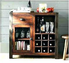 Table Charming Fabulous Dry Bar Cabinet 40 Liquor Storage Furniture Wine Rack Amazing Best Ideas Alcohol