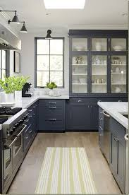 Black And White Is Truly A Natural With Some Wood Accents As You Can See Here In This Half Kitchenkind Of Reminds Me My Favorite