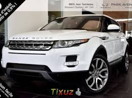 land rover evoque interieur land rover montreal 30 range evoque land rover used cars in