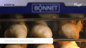 bonnet thirode grande cuisine minijet combi oven
