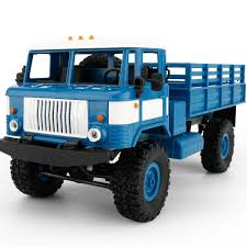 100 Micro Rc Truck WPL B 24 116 Remote Control RC Climbing Crawler Car For
