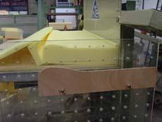 mousse de rembourrage canapé types de mousses mousse sur mesure