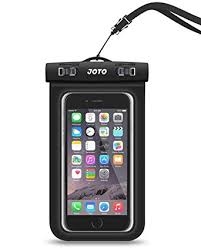 Universal Waterproof Case JOTO CellPhone Dry Bag Phone Pouch for iPhone 8 7
