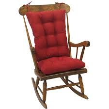 100 Jumbo Rocking Chair Gripper Cushions Nouveau Walmartcom