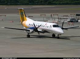 Grand Turk met Air Turks en Caicos