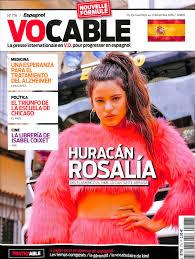 Vocable Espagnol N° 776 Abonnement Vocable Espagnol Abonnement
