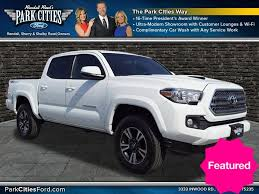 Used 2016 Toyota Tacoma TRD Sport RWD Truck For Sale In Dallas TX ...