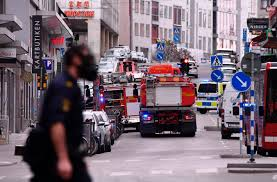 100 Truck Launch Maniac 2 4 Killed In Stockholm Truck Attack Described As Terrorism