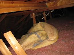 Insulating A Cathedral Ceiling Building Science by Old Poorly Insulated Attic W Vaulted Ceiling Insulation Diy