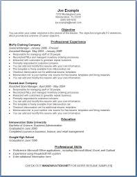 Free Sample Resume Templates For Wordpad Samples 2016 Online Ideas Examples Of Example Word