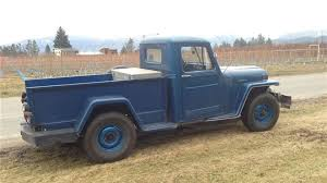Find Of The Week: 1951 Willys Jeep Truck | AutoTRADER.ca 1963 Willys Overland Pickup Truck Bluwht Lakemirror102012 Youtube 1938 T243 Indy 2011 Instrument Cluster Schematics For Willys Pickup Truck Google Pickup 4x4 Jeeps And Jeep Another Fc 1962 Fc170 A Garagem Digital De Dan Palatnik The Garage Project Old Vintage Sale At Pixie Woods Sales Is The Making A Comeback Drivgline 1948 Sema Stock Editorial Photo Slagreca Cars Trucks Web Museum Classic Sale On Classiccarscom