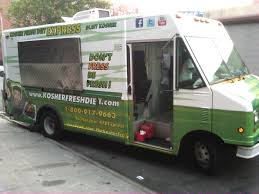 Kosher Fresh Diet Express Invades NYC With Its New Food Truck ...