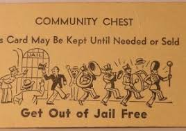 Free Card Get Out Jail Template Top
