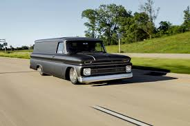This 1964 Chevy C30 Panel Once Carried Coffee. Today It Still ... 1964 Dodge Panel Truck Hot Rods And Restomods Chevy C10 Pickup Rod Network 19472008 Gmc And Parts Accsories Rare Chevrolet Singer Sewing Machine Service For Sale Hemmings Motor News 735 Dfw 1965 Youtube Heartland Vintage Trucks Pickups Truckswb Rat Lowered Patina Ls Big Suburban Classics On Autotrader This C30 Once Carried Coffee Today It Still A Thatll Leave You Green With Envy