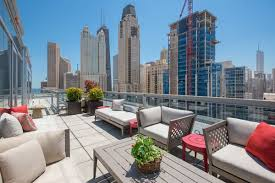 100 Chicago Penthouse Gold Coast Highrise Penthouse With Stunning Rooftop Terrace