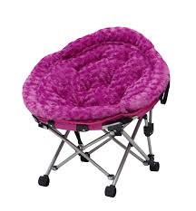 Pink Moon Chair Http Squidoocom Furry Chairs And Kids Fuzzy