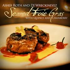 No Ceilings Mixtape Download by Asher Roth U2013 Seared Foie Gras W Quince U0026 Cranberry Mixtape