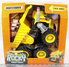 MATCHBOX ROCKY THE ROBOT TRUCK Matchbox Rocky The Robot Truck Sounds And Interactions Youtube 814pcs Double E C51014w 2 In 1 Rc Mixer Building Blocks Kits Does What Interactive By New Tobot Athlon Mini Rocky Transformer Excavator Car T Stinky Garbage Save 35 Today The Dump Toy Talking Mattel Pop Rides Deadpools Chimichanga Deadpool Catalog Funko 1903638801 Deluxe Walmartcom Paw Patrol Sea Light Up Teenage Mutant Ninja Turtles