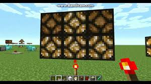 Flashing Redstone Lamp Minecraft by Epic Redstone Lamp Tower Disco Floor Youtube