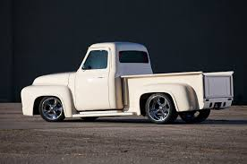100 55 Ford Truck For Sale 53 Pickup Kindig It