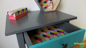 customiser le papier ikea papier adhesif pour recouvrir meuble evtod