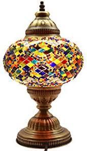 mosaic table l l shade turkish l moroccan l